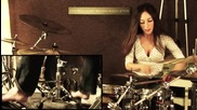 Meytal Cohen - Toxicity by System of a Down - Drum Cover