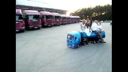 Rc Truck 1-4