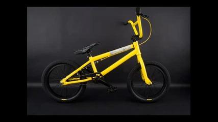 Bmx bikes of 2009