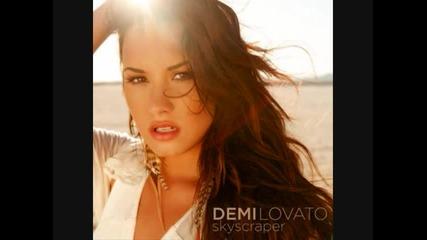 Demi Lovato - Skyscraper ( Hq Full Studio )