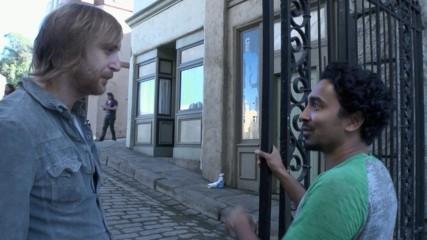 David Guetta - Turn Me On (feat. Nicki Minaj) (Оfficial video)
