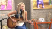 Louisa Wendorff Mashup Queen; Live in Studio Performs Believe/Goodbye