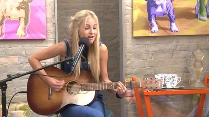 Louisa Wendorff Mashup Queen; Live in Studio Performs Believe/Goodbye