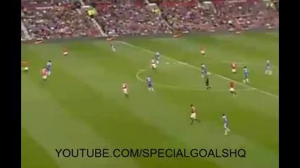 Пропуска на века! Манчестър Юнайтед 3-1 Челси 18.09.2011