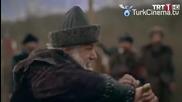 Възкръсналият Ертугрул еп.13 Руско аудио Турция