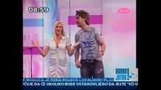 Ana Kokic i Sasa Kapor - Ako ljubav nestane - Jutarnji program 2010 - RTV Pink