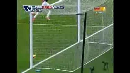 Арсенал 2 - 1 Бербатов