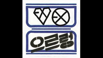 Exo - Xoxo (eng Sub)