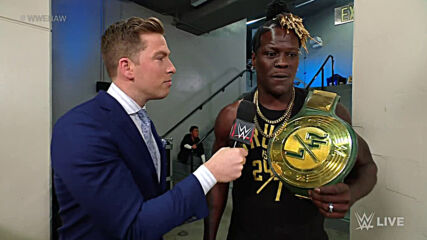 Akira Tozawa sneaks up on R-Truth to regain 24/7 Championship: Raw, May 17, 2021