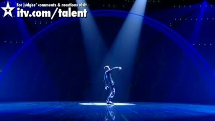 Britain's Got Talent - Razy Gogonea