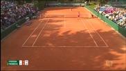 Roland Garros 1r 2015 Пиронкова - Стрыцова