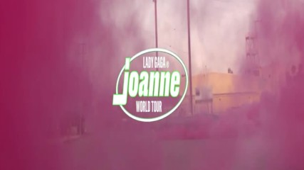Lady Gaga - Car Interlude / Joanne World Tour