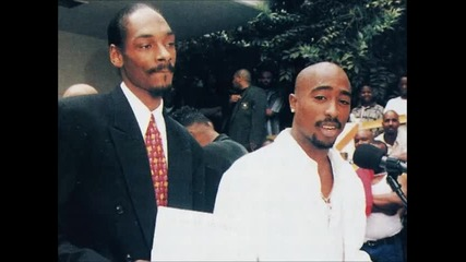 2pac & Snoop Dogg - If There's A Cure (vibe)