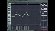 Fl Studio hip hop beat 3 (gangsta Beat)