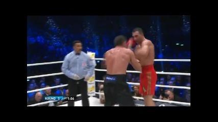 Забавени Кадри- Пулев- Кличко - избрани моменти