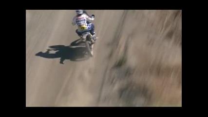 Нани Рома спечели 12-ия етап от Рали Дакар, Верховен при моторите