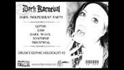 Orlok's Gothic Holocaust 2 (full album compilation ) darkwave gothic