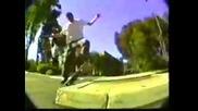 Rodney Mullen [plan B Skating]