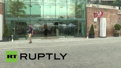 Austria: Lavrov arrives for Iran nuclear talks