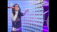 Шанел пее песен на Abba - mamma mia - доста добре и се получи!! - Music Idol 2 - голям концерт - 24.03.08 HQ