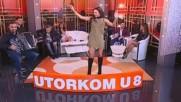 Ljupka Stevic - Sreca Nisam S Njim - Utorkom u 8 - (TvDmSat 2016)