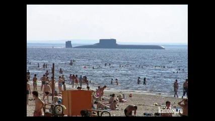 Това Може да се Види Само в Русия!!! част 8