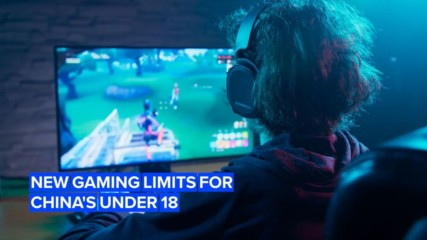 China creates new gaming regulations to protect minors