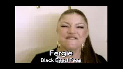 Fergie Отблизо 4