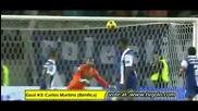 Fball.bg - Страхотен фаул на Карлос Мартинс