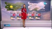 Прогноза за времето (29.04.2015 - обедна)
