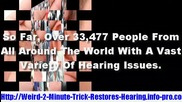 Hearing, Deaf And Hard Of Hearing, Sensorineural Hearing Loss Symptoms, Difficulty Hearing