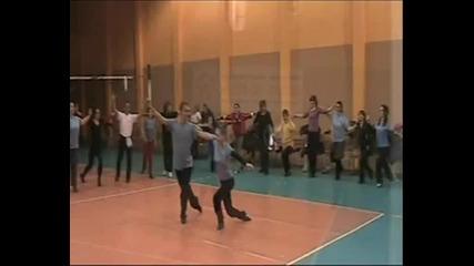 Клуб за народни танци Луди Млади