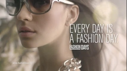 Every Day is a Fashion Day (short version)