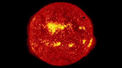 Nasa - Преминаването на Венера Пред Слънцето