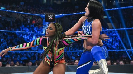 Naomi vs. Bayley: SmackDown, Feb. 28, 2020