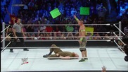 John Cena vs. Erick Rowan: Smackdown, May 16, 2014