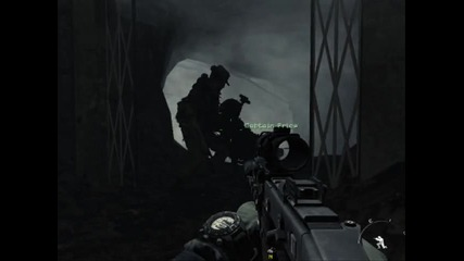 Call of Duty Modern Warfare 2 (pc) - Just Like Old Times Walkthrough 1/2