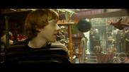 Harry Potter and The Half - Blood Prince - Разкриване на някой от най - големите ефекти!