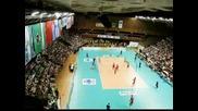 Снимки от драматичната победа на България над Куба с 3:2