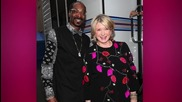 Martha Stewart Got High with Snoop Dogg and Jeff Ross
