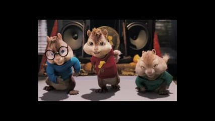 Alvin and the Chipmunks - Love the way y0u lie part 2 *