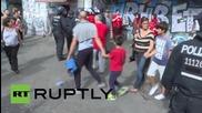 Germany: Berlin police arrest Kurdish and Turkish activists following violence
