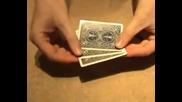 Magic trick - Thisnthat card trick