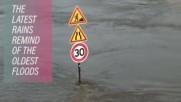 History repeating itself: record rain threatens Paris
