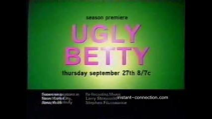 Грозната Бети - Промо На 2 Сeзон