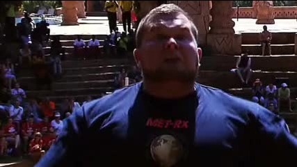 world strongest man 2010