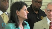 S.C. Gov. Nikki Haley Calls for Removal of Confederate Flag