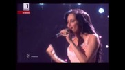 Eurovision 2010 Final * Eva Rivas (армения) - Apricot Stone