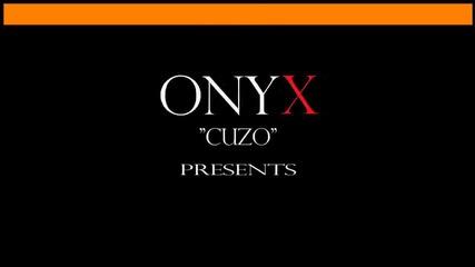Onyx - Belly Of The Beast - Cuzo 2012 album
