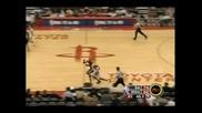 Баскетболист вкарва 13 точки за 30 секунди